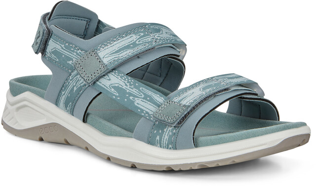 ECCO X Trinsic Sandalen Dames, trelliseggshell blue